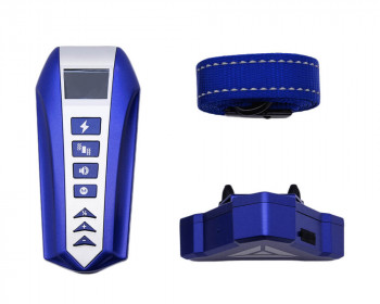 Электронный ошейник для дрессировки собак Dog Training Collar T188 (АКБ + водонепроницаемый)